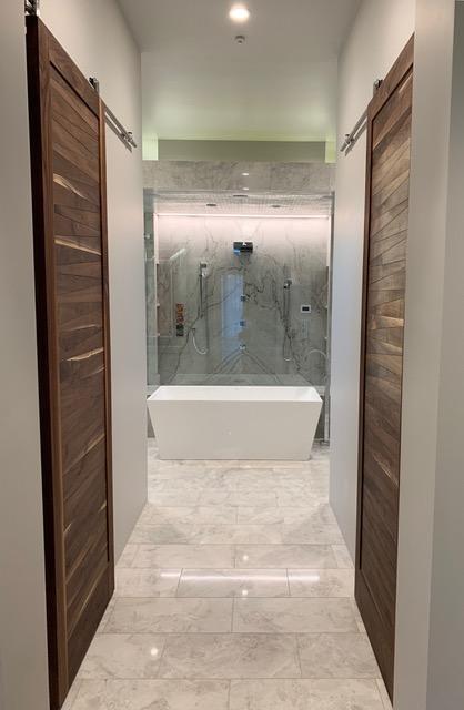 Contemporary Master Bath